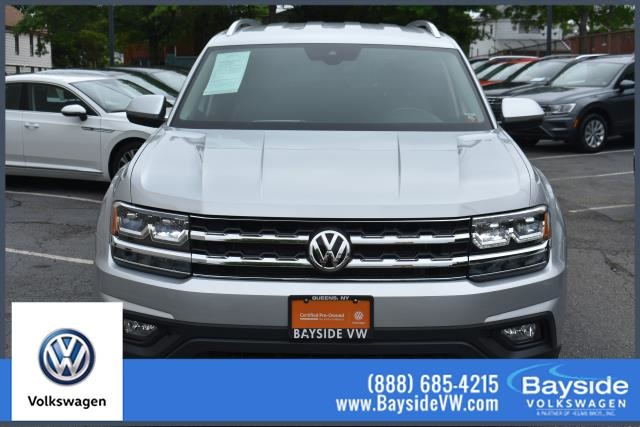 Pre-Owned 2018 Volkswagen Atlas SE w/ Technology Package